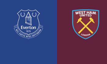 Έβερτον – Γουέστ Χαμ LIVE: Παρακολουθήστε την εξέλιξη της αναμέτρησης της Premier League από τα online στατιστικά του Sportime.