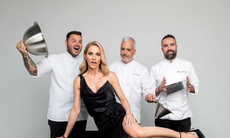 Game of Chefs – Επική ατάκα: «Άσε μας κουκλίτσα μου!»