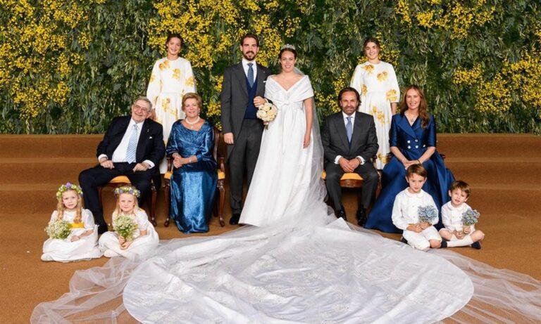 Γάμος Φίλιππου – Φλορ: Προσαγωγή 53χρονου έξω από την Μητρόπολη Αθηνών – Τι συνέβη