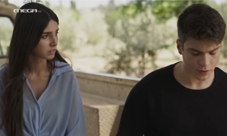Η Γη της Ελιάς επόμενα επεισόδια: Ο Μάνος δεν μπορεί να πιστέψει πως ο πατέρας του είχε εξωσυζυγική!