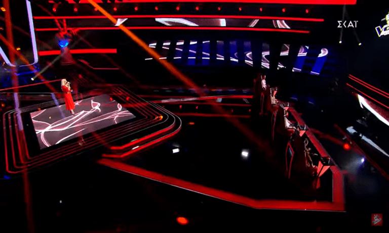 The Voice: Η Γλυκερία «χόρεψε» τη σκηνή με… γιούργια! (vid)