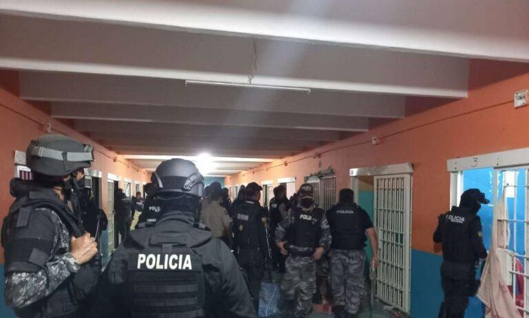 Ισημερινός: Εκτός ελέγχου η κατάσταση – Κι άλλα πτώματα σε φυλακή