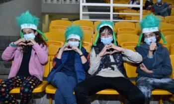 Στο πρόγραμμα «Κερkidα ΟΠΑΠ» συμμετέχουν παιδιά έως 12 ετών, τα οποία φιλοξενούνται σε ειδικά διαμορφωμένο χώρο