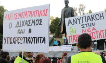 Κορονοϊός - Εμβόλια: Τι αναφέρει ο νοσηλευτής Δικαίος-Αναστάσιος Κοκκινάκης για το «Πρώτο Θέμα»