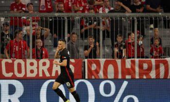 Μπάγερν Μ. - Άιντραχτ Φρ. 1-2: Τεράστια ανατροπή οι «αετοί» και πρώτη νίκη στη Bundesliga!