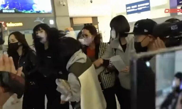 ΠΑΟΚ: Οι αδερφές Λι «έριξαν» το αεροδρόμιο πριν έρθουν Θεσσαλονίκη! (vid)
