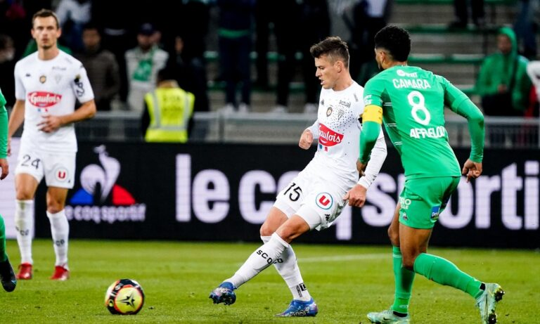 Ligue 1: Η Σεντ Ετιέν ισοφάρισε το χειρότερο σερί της ιστορίας της