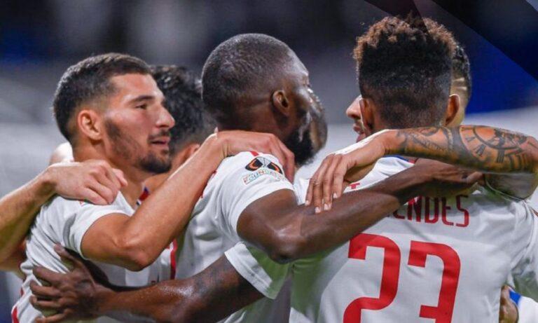 Λιόν – Μονακό 2-0: Άλμα τετράδας για τους «λιονέ»