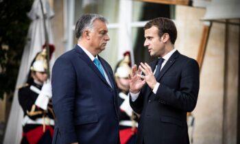 Ο Εμανουέλ Μακρόν δεν αποκλείεται να επισκεφθεί την Ουγγαρί