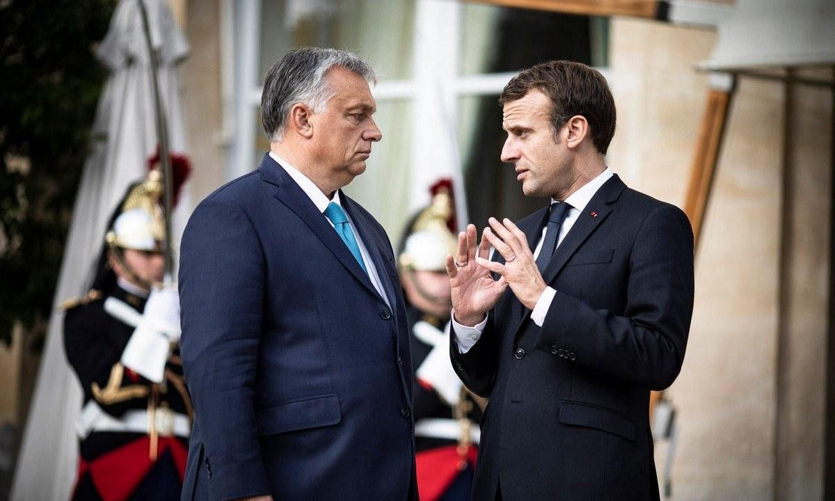 Γαλλία: Απειλή στην Ουγγαρία – Θα πάει ο Εμανουέλ Μακρόν;