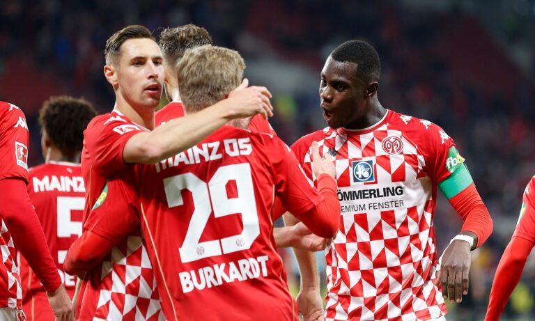 Bundesliga: «Τεσσάρα» η Μάιντς και «βλέπει» Ευρώπη!