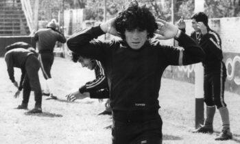 Το ημερολόγιο έδειχνε 20 Οκτωβρίου του 1976. Δέκα μέρες πριν ο Ντιέγκο Μαραντόνα γιορτάσει τα 16α γενέθλιά του, ξεκίνησε την... καταμέτρηση στα γκολ.