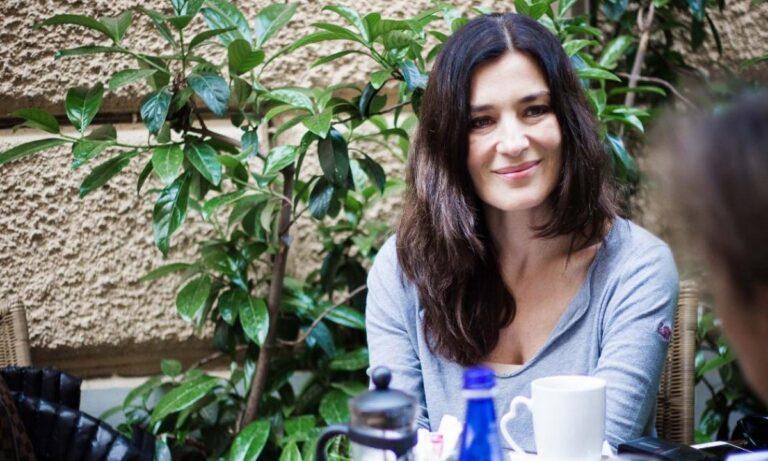 Μαρία Ναυπλιώτου: «Από καθαρή τύχη δεν έζησα σεξουαλική παρενόχληση»