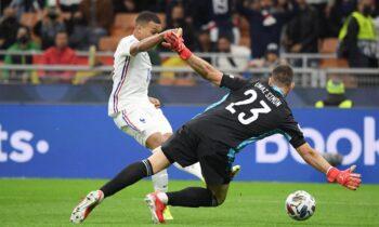Διαιτησία: Πολλή φασαρία για το αν έπρεπε τελικά να μετρήσει ή όχι το νικητήριο γκολ του Μπαπέ στον τελικό του Nations League, Γαλλία - Ισπανία 2-1.