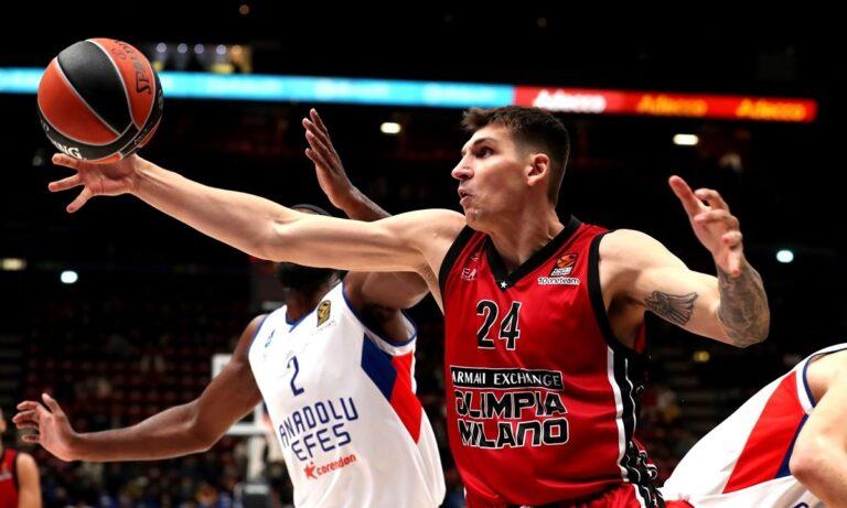 Euroleague 4η αγων.: Βαθμολογία και αποτελέσματα – Στα ψηλά ο Ολυμπιακός, χαμηλά ο Παναθηναϊκός