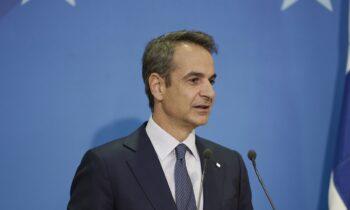 Ο Κυριάκος Μητσοτάκης αναφέρθηκε και στα Ελληνοτουρκικά στη Σύνοδο Κορυφής