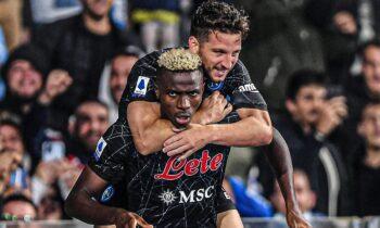 Νάπολι - Τορίνο 1-0: Τρομακτικοί «παρτενοπέι» έκαναν το 8 στα 8!