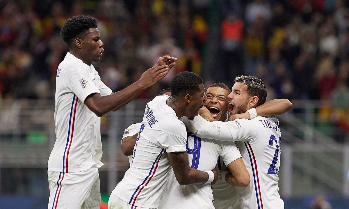 Ισπανία – Γαλλία 1-2: Ξανά με ανατροπή και κούπα!