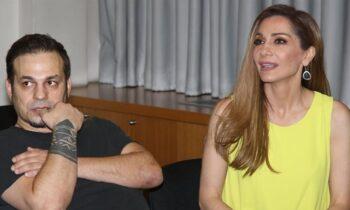 Δέσποινα Βανδή καιΝτέμης Νικολαΐδης χώρισαν τους δρόμους τους το καλοκαίρι, μετά από 18 χρόνια κοινής πορείας, με τον πρώην ποδοσφαιριστή να κάνει μια μικρή αναφορά σε αυτό το γεγονός.
