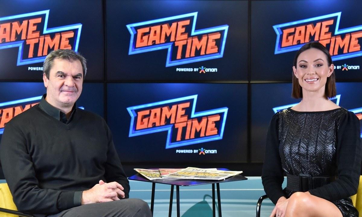 Ο Κώστας Παταβούκας στο ΟΠΑΠ Game TIME ΜΠΑΣΚΕΤ: «Το ζητούμενο του Παναθηναϊκού ΟΠΑΠ και οι πιθανότητες του Ολυμπιακού στην εφετινή Euroleague»