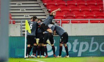 Η Αλβανία νίκησε την εθνική Ουγγαρίας για τα προκριματικά Μουντιάλ