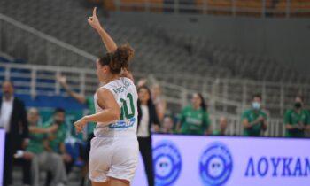 Ο Παναθηναϊκός πάλεψε στον πρώτο του αγώνα στοEurocup Γυναικώνκόντρα στηνΠολκοβίτσεαλλά ηττήθηκε στις λεπτομέρειες.