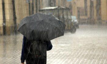 Έκτακτο δελτίο επιδείνωσης του καιρού: Που θα «χτυπήσει» η κακοκαιρία Αθηνά