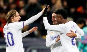 Champions League: Εκδίκηση για Ρεάλ, «λύγισε» η Σέριφ στο Μιλάνο