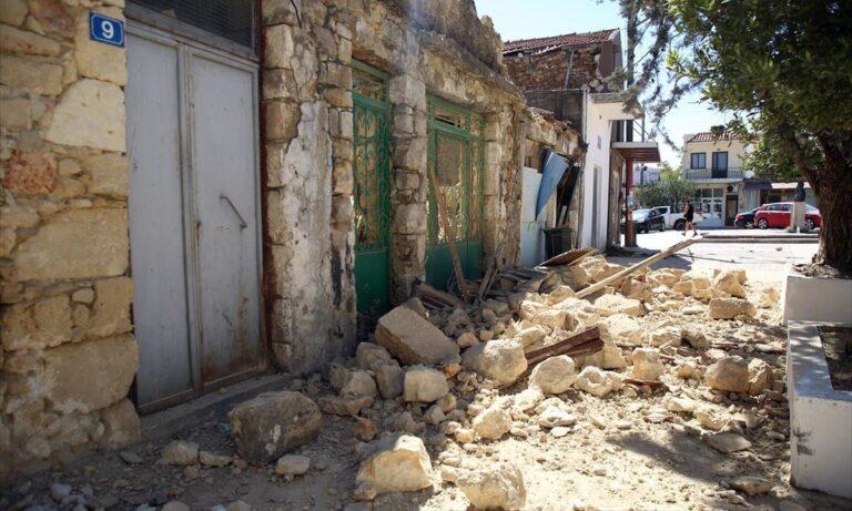 Κρήτη – σεισμός: Σε κόκκινο συναγερμό οι σεισμολόγοι επειδή δεν έγινε ακόμη μεγάλος μετασεισμός