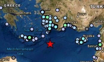 Σε διέγερση βρίσκεται η σεισμική δραστηριότητα του νότιου τόξου, όπως «έδειξε» ο σεισμός στην Κάρπαθο σύμφωνα με τον καθηγητή κ. Καραστάθη.