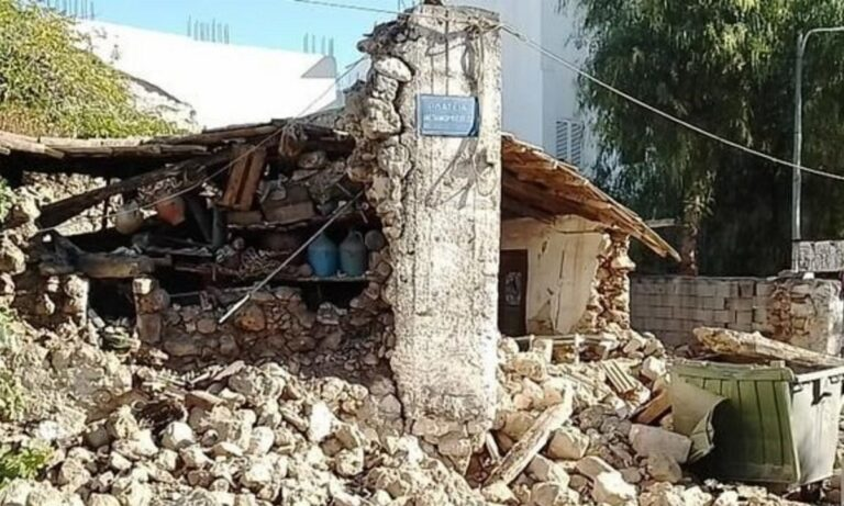 Σεισμός – Κρήτη: Μπήκε στα γραφεία και τα έσπασε όλα επειδή δεν πήρε αποζημίωση