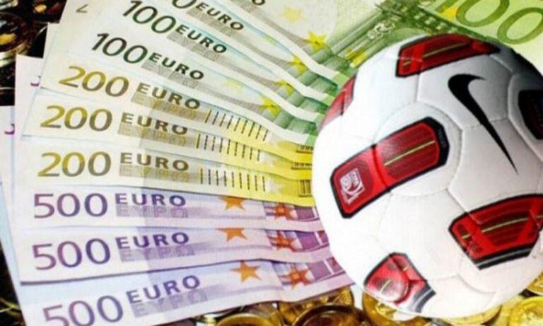 Έπιασε πεντάδα μόνο με Over και ποντάρισμα 50 ευρώ – Δείτε πόσα κέρδισε!
