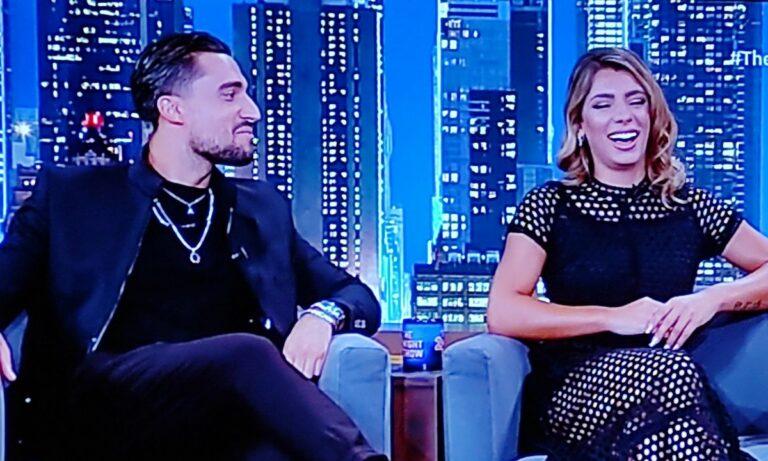Survivor Σάκης – Μαριαλένα: Οι ατάκες-φωτιά στο «Τhe 2 Night Show»