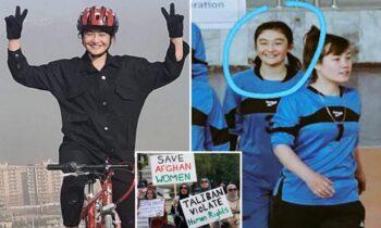 Η αθλήτρια βόλεϊ Χακίμι που γνώρισε φρικτό θάνατο από τους Ταλιμπάν