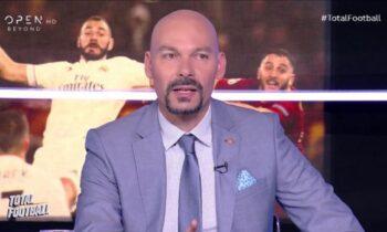 Ο Τάσος Κάκος σχολίασε τις φάσεις του ντέρμπι μεταξύ Ολυμπιακού και ΠΑΟΚ.