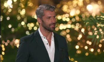The Bachelor: Ο Αλέξης Παππάς δεν έδωσε τριαντάφυλλο στην Νατάσα