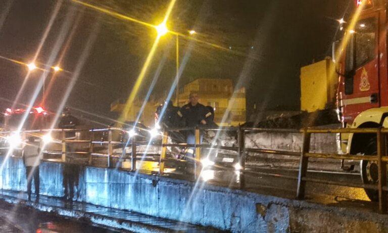 Θεσσαλονίκη: Αναποδογύρισε όχημα στη λεωφόρο Καραμανλή – Video του Sportime