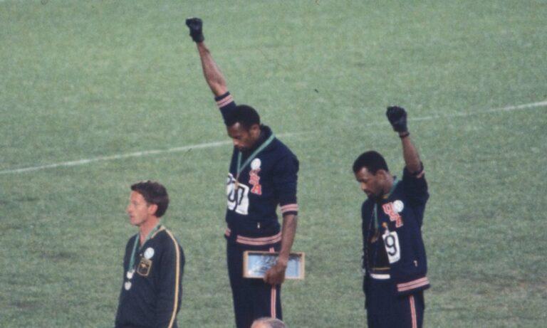 Ολυμπιακοί Αγώνες 1968: Όταν δύο Αφροαμερικανοί και ένας Αυστραλός έστειλαν ηχηρό μήνυμα κατά του ρατσισμού από το βάθρο