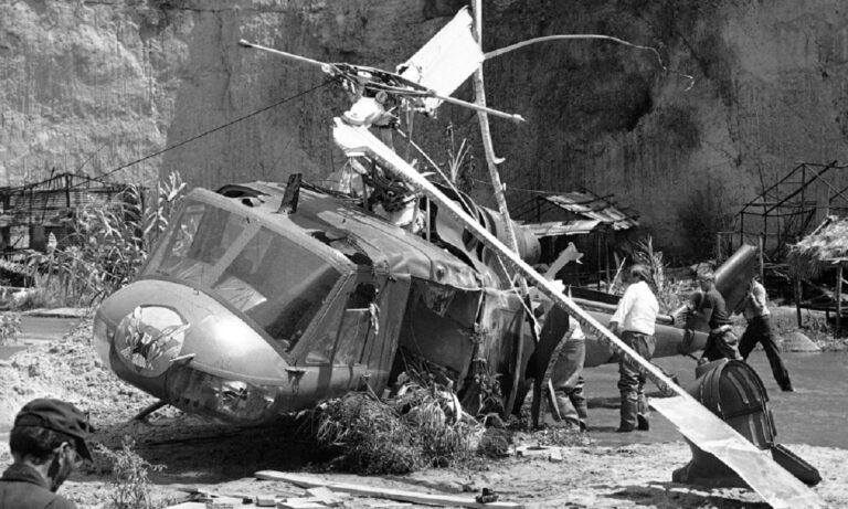 Δυστύχημα στη διάρκεια γυρίσματος: Η τραγική ιστορία των Βικ Μόροου και Μπράντον Λι
