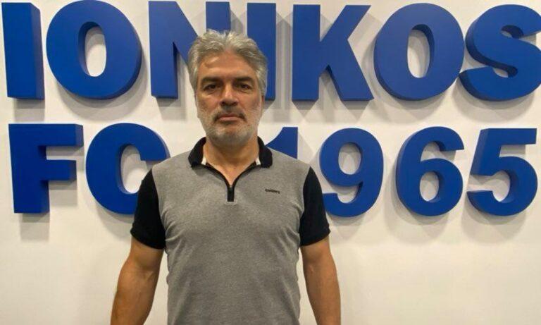 Ξανθόπουλος: «Έχει ματώσει η διοίκηση, πλάνο τριετίας ο Ιωνικός»